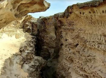 Кружева из камня: загадочные пейзажи ущелья Ыбыкты Сай